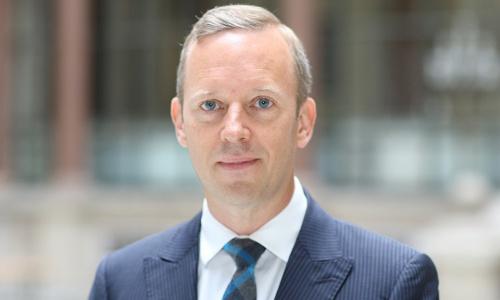 Đại sứ Anh tại Việt Nam Gareth Ward. Ảnh: Đại sứ quán Anh tại Hà Nội.