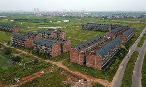 Khu đô thị nghìn tỷ ở Hà Nội bị bỏ hoang nhiều năm