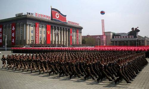 Triều Tiên có thể sắp duyệt binh kỷ niệm 70 năm quốc khánh