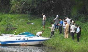 Thi thể người nước ngoài nổi trên sông Hương
