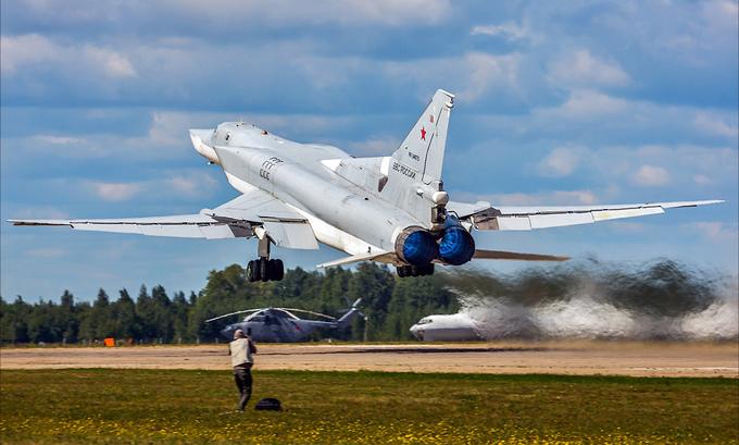 Phi cơ quân sự so tài ở giải đấu không quân quốc tế