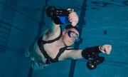 Bộ phản lực giúp người dùng lao nhanh dưới nước