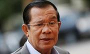 Đảng của Hun Sen giành tất cả ghế trong quốc hội Campuchia