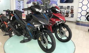 Mới ra mắt, Yamaha Exciter đội giá 7 triệu