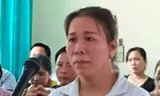 Nữ tiểu thương chấp nhận 4 tháng tù vì đổ tiết lợn vào chủ tịch huyện