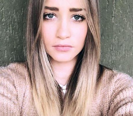 Stella Boccia, người thiệt mạng cùng bạn trai đi chung xe. Ảnh: Facebook