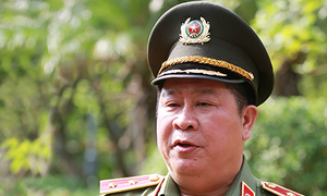 Ông Bùi Văn Thành bị xóa tư cách Phó tổng cục trưởng Hậu cần - Kỹ thuật