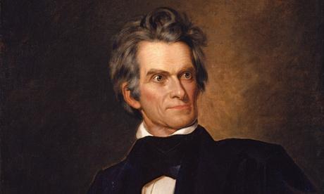 Bộ trưởng Calhoun vào khoảng năm 1830. Ảnh: Wikipedia.