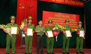 Nhiều tướng công an xin nghỉ hưu sớm
