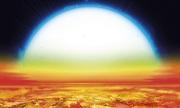 Hành tinh nóng tới mức làm bốc hơi kim loại nặng