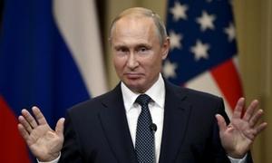 Người Nga vơi túi tiền nhưng không cạn lòng ủng hộ với Putin