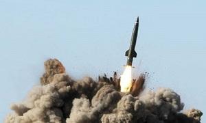 Quân đội Syria trút roket vào thành trì cuối cùng của phiến quân