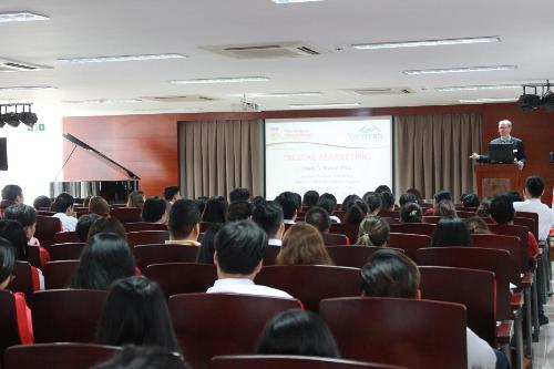 Đại học Quốc tế Sài Gòn (SIU) công bố xét tuyển bổ sung năm 2018- Xin bài edit