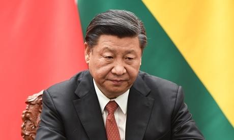 Chủ tịch Trung Quốc Tập Cận Bình trong một lễ ký kết ở Bắc Kinh ngày 19/6. Ảnh: Reuters.