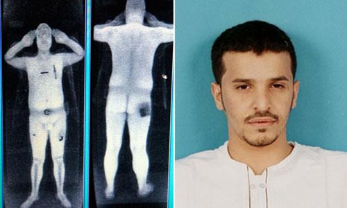 Ibrahim al-Asiri (phải) là kẻ đã chế tạo ra loại bom giấu trong quần lót để phục vụ mục đích khủng bố. Ảnh: Newsweek.