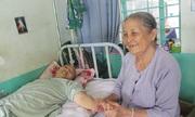 Bà cụ tình nguyện nuôi người dưng trong bệnh viện ở Sài Gòn