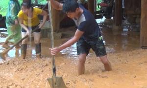Nhiều khu vực tại Thanh Hoá, Nghệ An bị chia cắt sau bão Bebinca