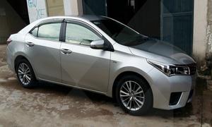 Toyota Altis 2015 giá 600 triệu nên mua?