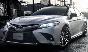 Sedan thể thao Toyota Camry Sport giá từ 33.200 USD