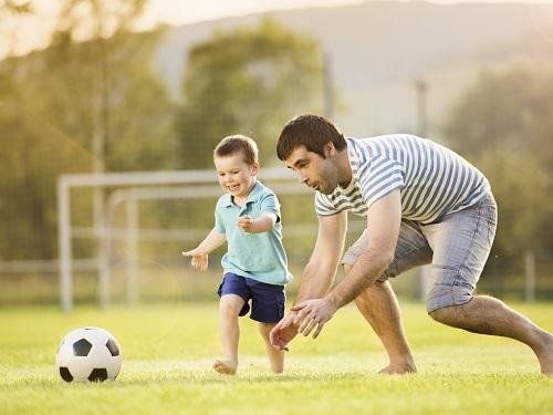 Mỗi đứa trẻ có khả năng và thế mạnh riêng, cần phụ huynh hỗ trợ để phát huy. Ảnh: Active Kids