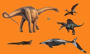 Những loài động vật lớn nhất đã tuyệt chủng