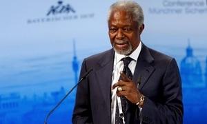 Việt Nam chia buồn khi ông Kofi Annan qua đời