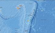 Động đất 8,2 độ ngoài khơi đảo Fiji