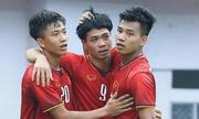 'U23 Việt Nam thắng Nhật khác gì được tiếng không có miếng'