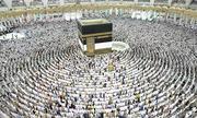 Hơn 2 triệu người Hồi giáo hành hương về thánh địa Mecca