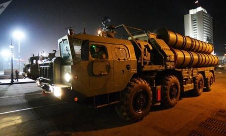 Hệ thống tên lửa S-400 của Nga. Ảnh: Sputnik.