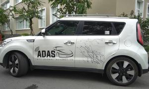 Ôtô lái tự động của kỹ sư Việt Nam