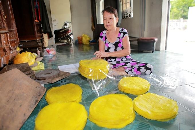 Làng nghề bánh tráng 1.000 đồng ở xứ Huế