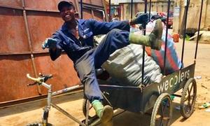 Start-up xử lý rác thải, tạo thu nhập cho dân nghèo Nigeria