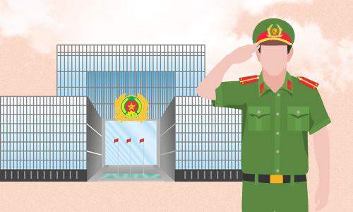 Bộ Công an bổ nhiệm thêm lãnh đạo Công an TP HCM, Đà Nẵng