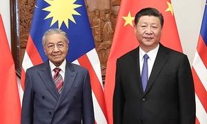 Lo sập bẫy nợ, Malaysia muốn thoát khỏi các dự án Trung Quốc
