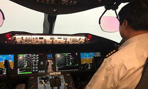 Khai trương tổ hợp buồng lái máy bay mô phỏng đầu tiên ở Việt Nam