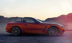 Xe thể thao BMW Z4 2019 ra mắt ở Mỹ