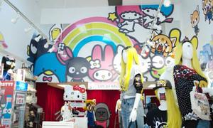 Bên trong trụ sở công ty sáng tạo ra Hello Kitty tại Mỹ