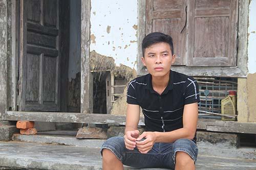 Trần Thế Phương, tân sinh viên Đại học Bách khoa Hà Nội. Ảnh: Đức Hùng