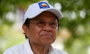 Cựu lãnh đạo đối lập Campuchia không được tại ngoại vì lý do sức khỏe