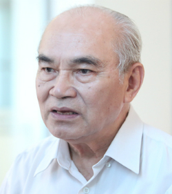 GS Lâm Quang Thiệp. Ảnh: Ngọc Thành