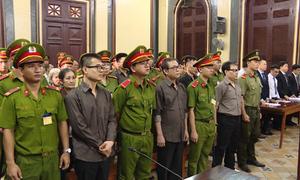 12 người nhận án vì 'hoạt động nhằm lật đổ chính quyền'