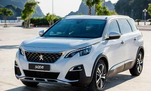 Hành trình trải nghiệm cùng bộ đôi SUV Peugeot 5008, 3008