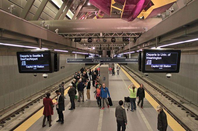 Những ga tàu điện ngầm ở trung tâm các thủ đô thế giới