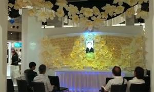 Triển lãm tang lễ hút khách ở Nhật Bản