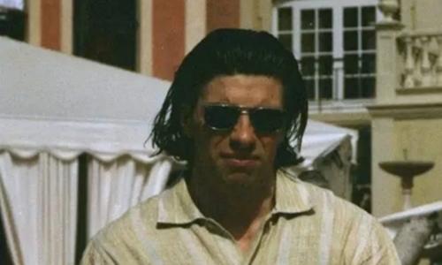 Alexei Sherstobitov khi là sát thủ vào những năm 1990. Ảnh: SCMP.