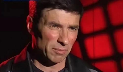 Alexei Sherstobitov trả lời phỏng vấn trên truyền hình năm 2015. Ảnh: Russia 1.