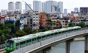 Tàu điện Cát Linh - Hà Đông chạy thử toàn tuyến vào tháng 9