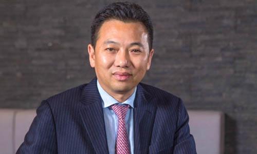 Yang Zhihui, chủ tịch tập đoànphát triển sòng bạc Landing International Development. Ảnh: IC.