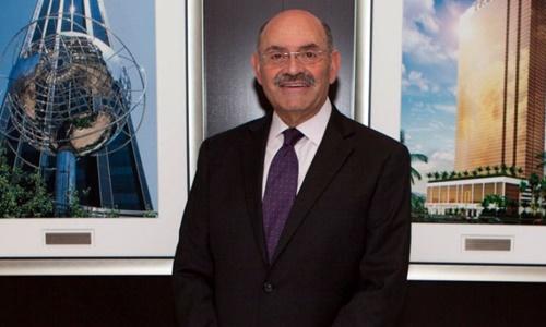 Allen Weisselberg, giám tốc tài chính tại Trump Organization. Ảnh: Trump Organization.
